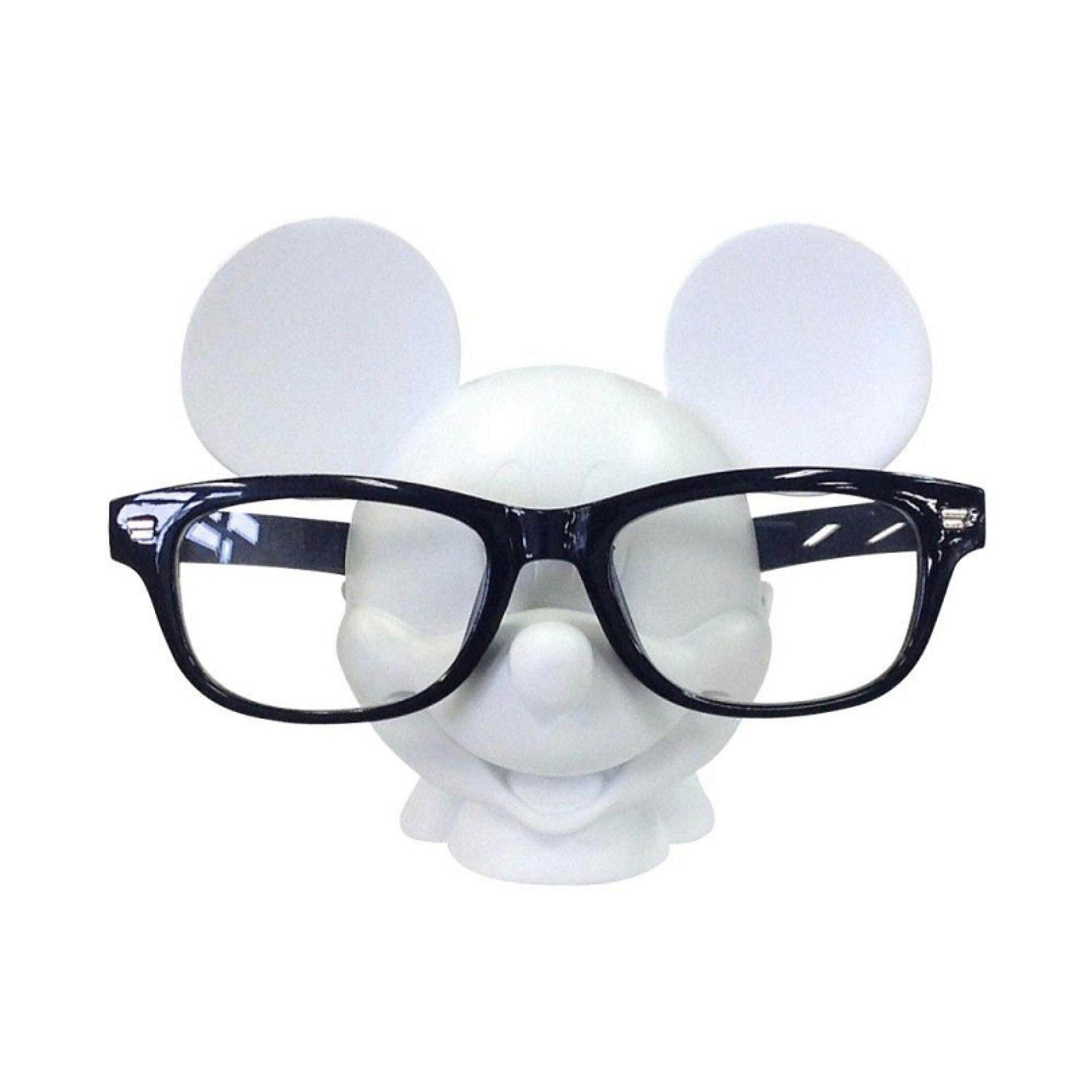 Disney Mickey Glasses Stand - White Colour