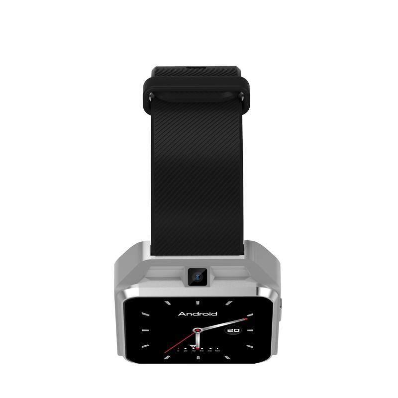 Detail Gambar Microwear H5 4G Smartwatch Phone 1.54 inch MTK6737 Quad Core 1.1GHz 1G RAM
