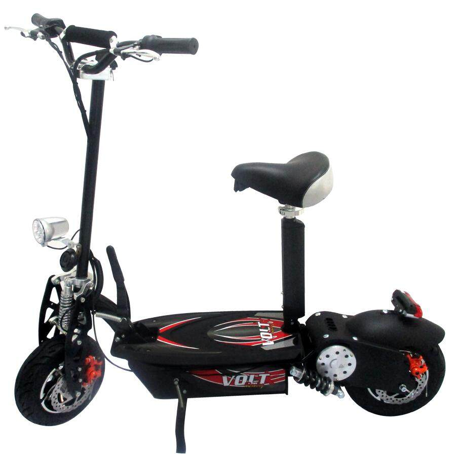Electric Scooter 1600W 48V Adult Foldable Electric Scooter Fresco