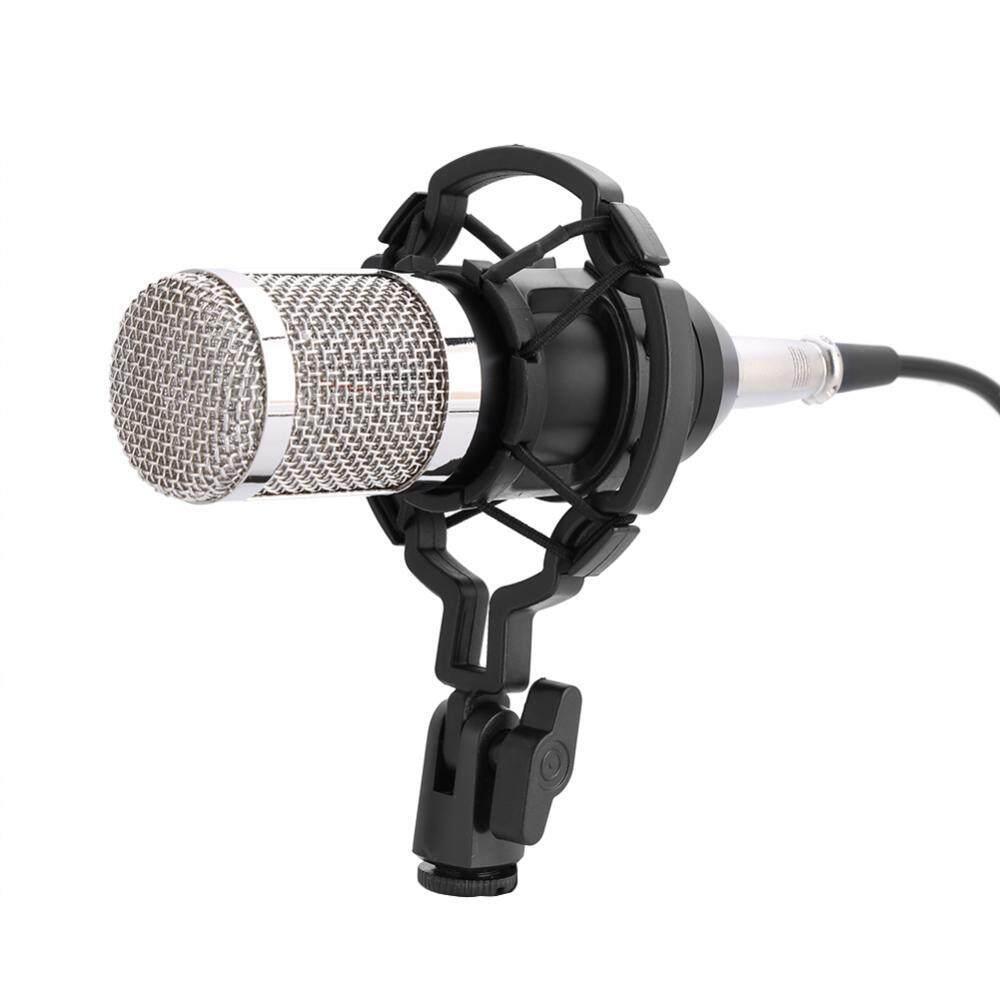 Jual Professional Condenser Studio Microphone With Shock Proof Mount Rkb Tegal Produk Ukm Bumn Emping Ubi Murah Garansi Dan Berkualitas Sf66 Justgogo Voice