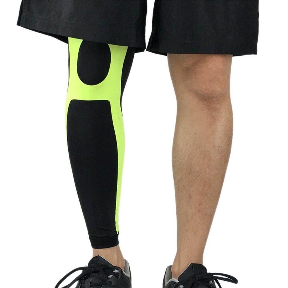 Carcool 1 PC Bola Keranjang Sepak Bola Kaki Shin Menjaga Pelindung Sepak Bola Calf Lengan Pelindung