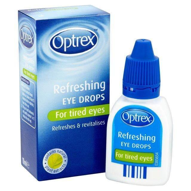 Optrex Eye Drops 10ml
