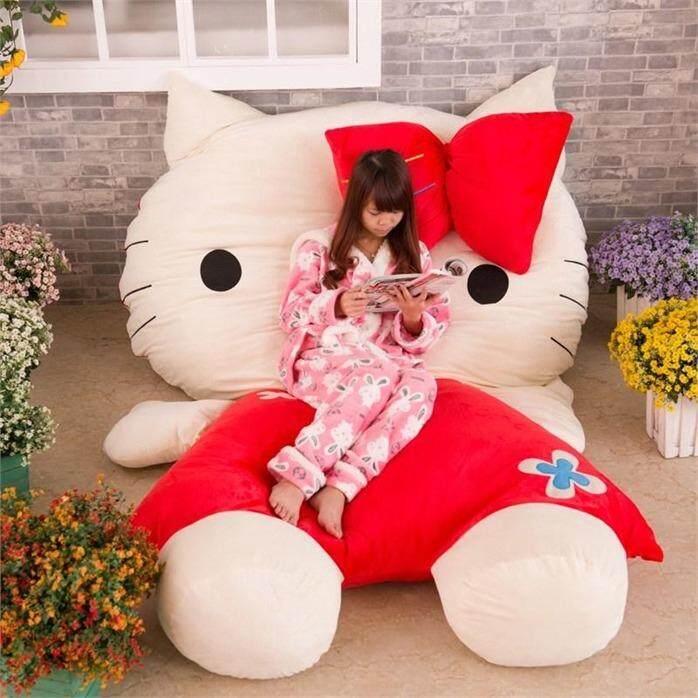 Sofa Tatami Bed hello kitty red