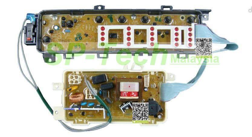 [PRE ORDER] TOSHIBA WASHING MACHINE CPU PCB BORAD AW-9600S