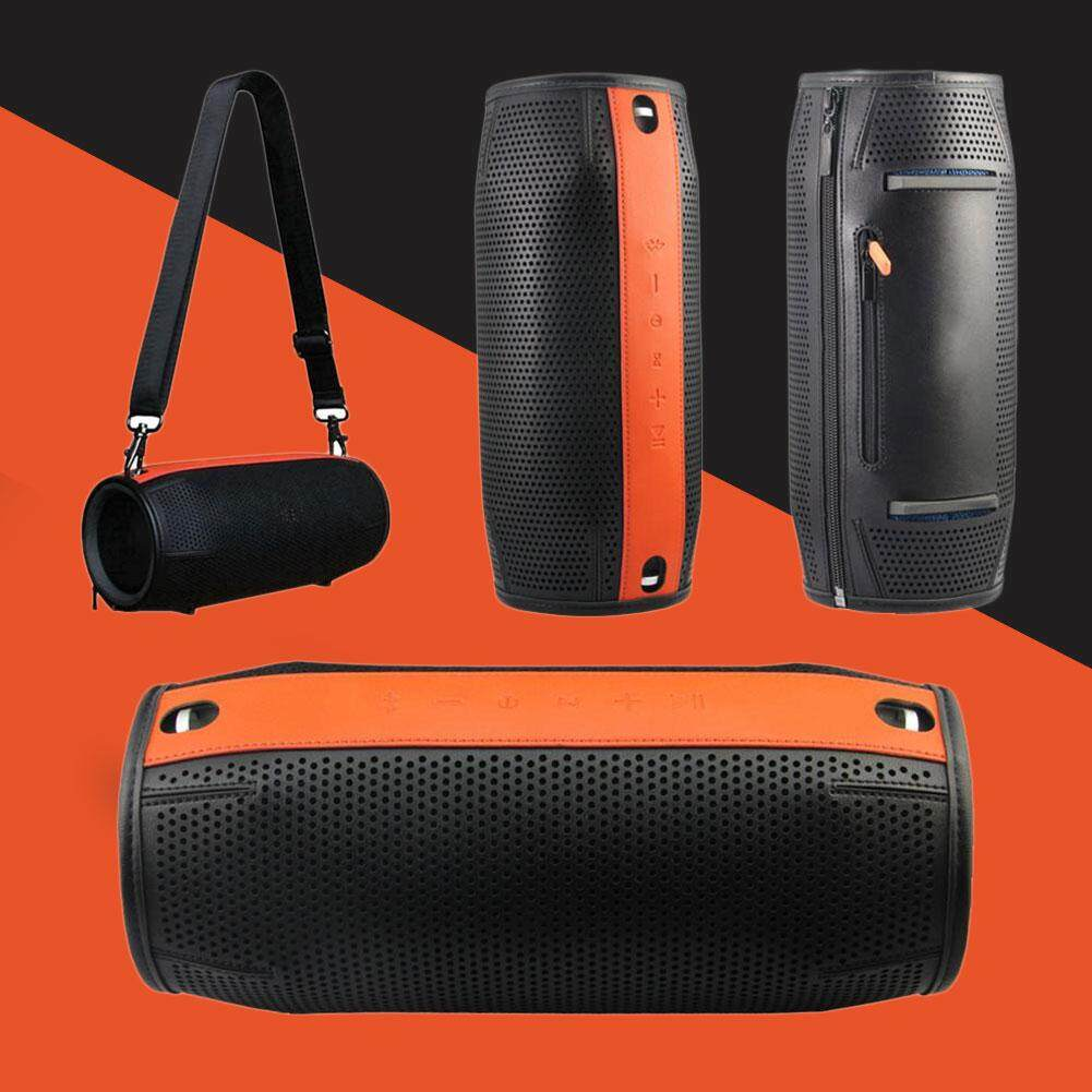 Features Storage Case Cover Box Pu Leather For Jbl Xtreme Wireless Speaker Bluetooth Hitam Detail Gambar Intl Terbaru