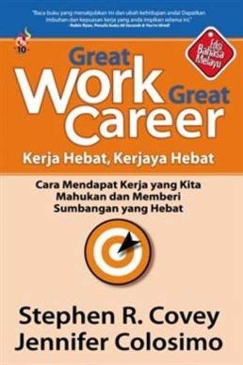 Great Work Great Career Edisi Bahasa Melayu