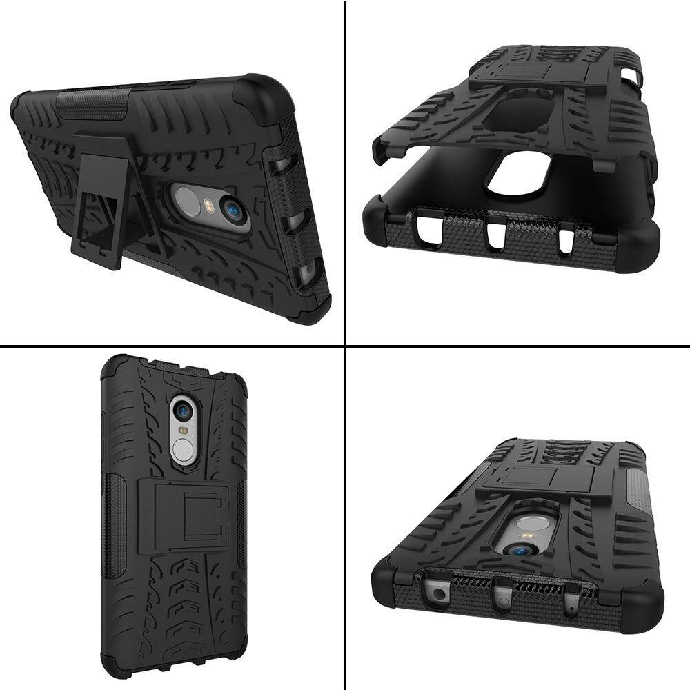 TPU and PC 2 in 1 phone Case cover with Kickstand Rugged Armor .
