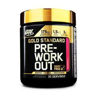 Optimum Nutrition Gold Standard Pre-Workout, Watermelon, 30 Servings