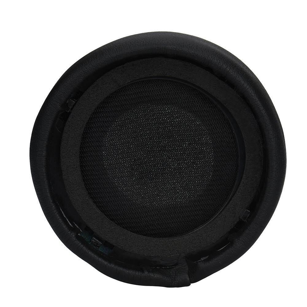 1 Pair Ganti Bantalan Tutup Telinga Kulit Untuk Monster Mixr Headphone-Internasional