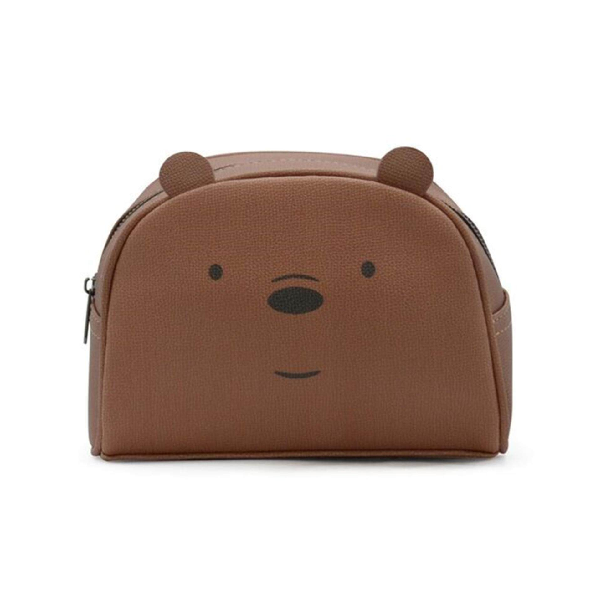 We Bare Bears Multipurpose Pouch - Grizz