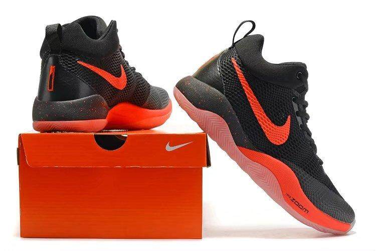 Mens Hyperrev 2017 Basketball Shoes Black Red - intl