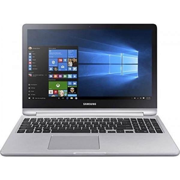 Samsung 2-in-1 7 Spin Touchscreen Flagship 15.6 Full HD Silver Laptop Intel Core i7-6500U NVIDIA GeForce 940MX 12GB RAM 1TB HDD Backlit keyboard Windows 10 - intl