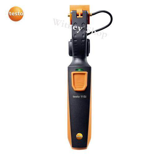 Testo 115i-Pipa Penjepit Termometer Nirkabel Pintar Menyelidiki