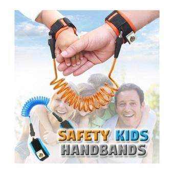... Leash Belt Anti Lost Wrist Link Traction Rope with Password Lock. RM 26.90. SAFETY HARNESS HANDBAND FOR BABY