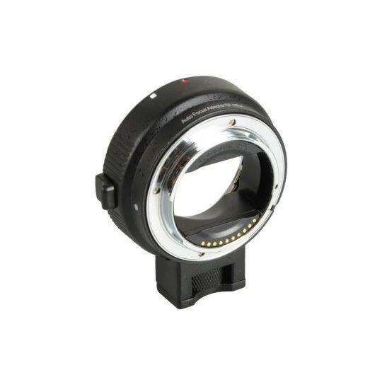 Commlite manual fokus Canon EOS EF Gunung lensa untuk Sony Eadaptor NEX A7 A7R (Hitam ... Source ... Commlite Auto-focus Mount Adapter EF-NEX for Canon EF/