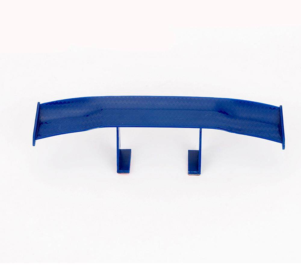 6.7inch Universal Car Tail Wing Carbon Cheap Spoiler Mini Auto Fiber Decoration By Secrikrt.