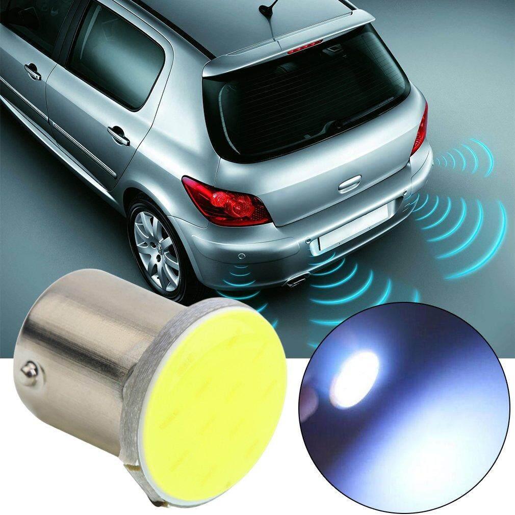 Ge Putih 1156 BA15S COB 12SMD Lampu LED Truk Trailer RV Backup Ringan- Internasional
