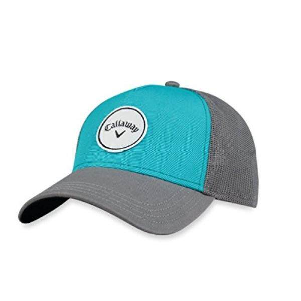 a690565ac33 Callaway Golf 2018 Womens Adjustable Trucker Hat
