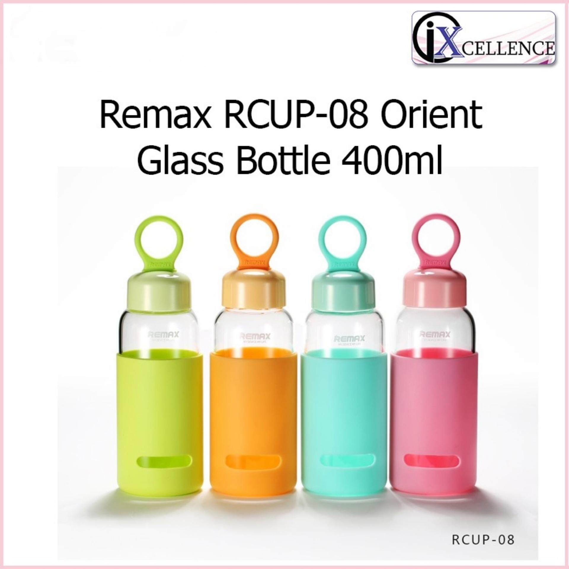 [IX] Remax RT-CUP08 Orient Glass Bottle 400ml (Green)