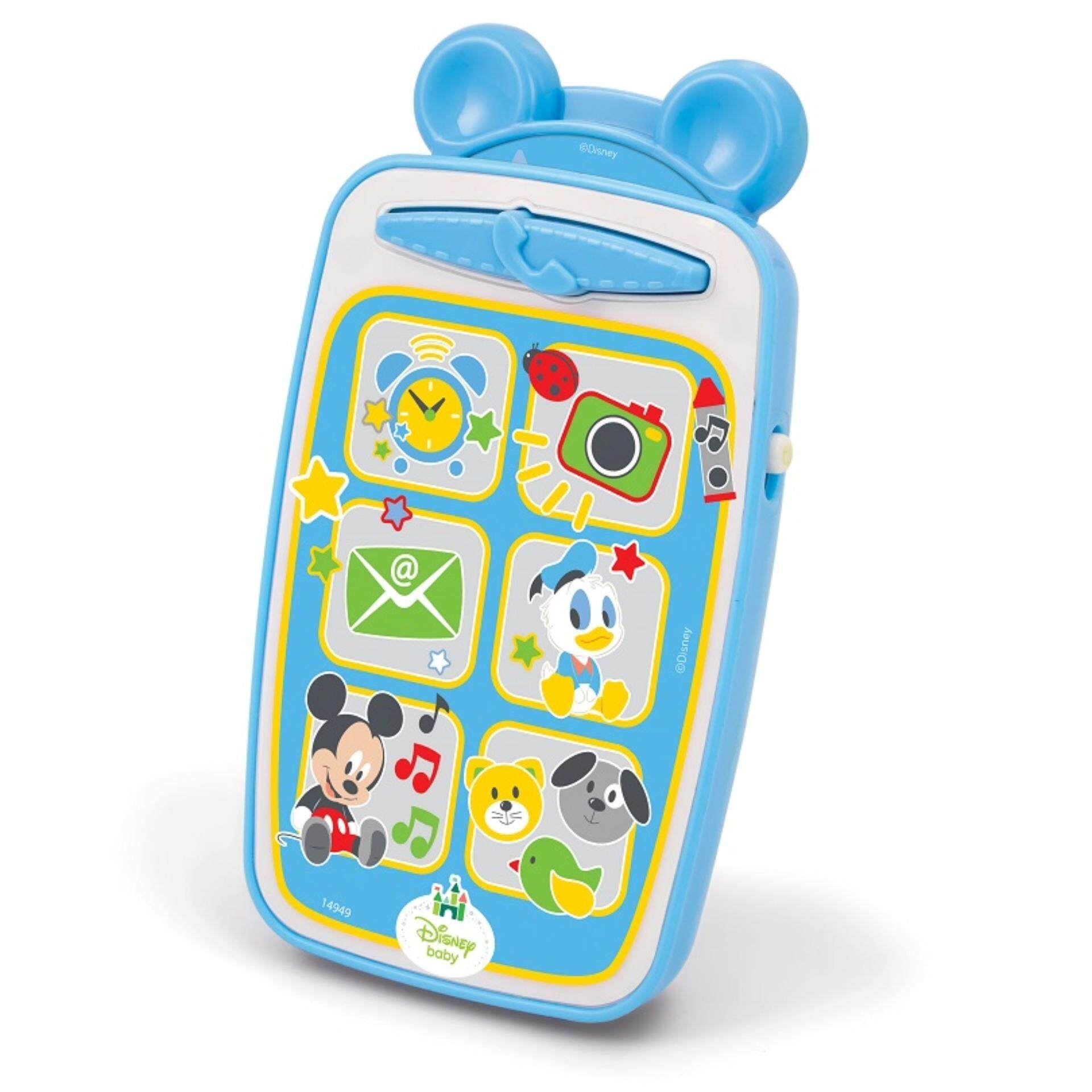 Disney Baby Developmental Musical Smartphone Toys - Mickey toys education
