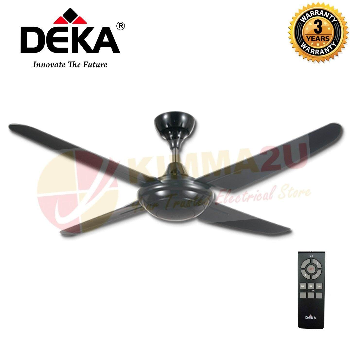 Deka cooling heating fans price in malaysia best deka cooling kronos deka f5 4p ceiling fan with remote control new model aloadofball Image collections