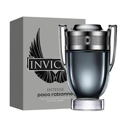 Paco Rabanne Invictus Intense EDT 100ML Premium High Quality Long Lasting Guarantee