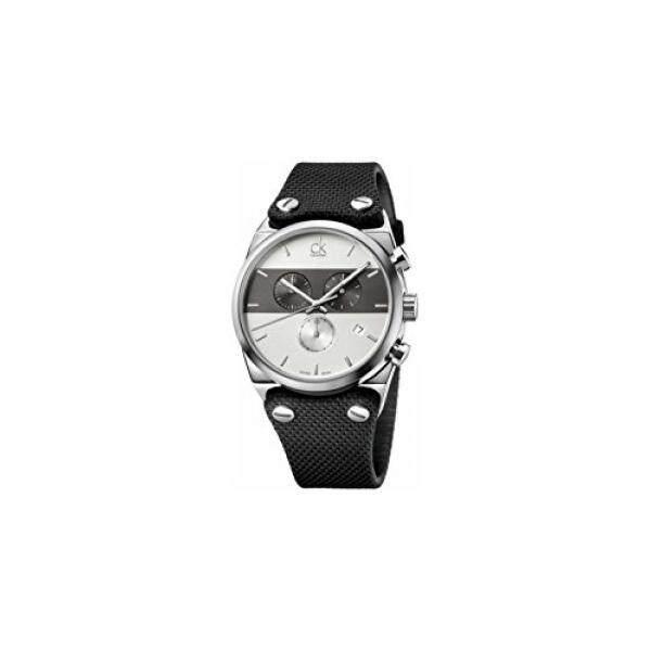 Calvin Klein Eager Mens Quartz Watch K4B381B3
