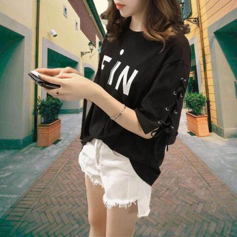 Loose Korean Short sleeved students New style Top cool T-shirt
