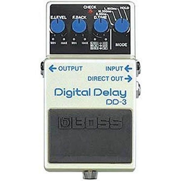 Boss DD-3 Digital Delay Pedal-Internasional