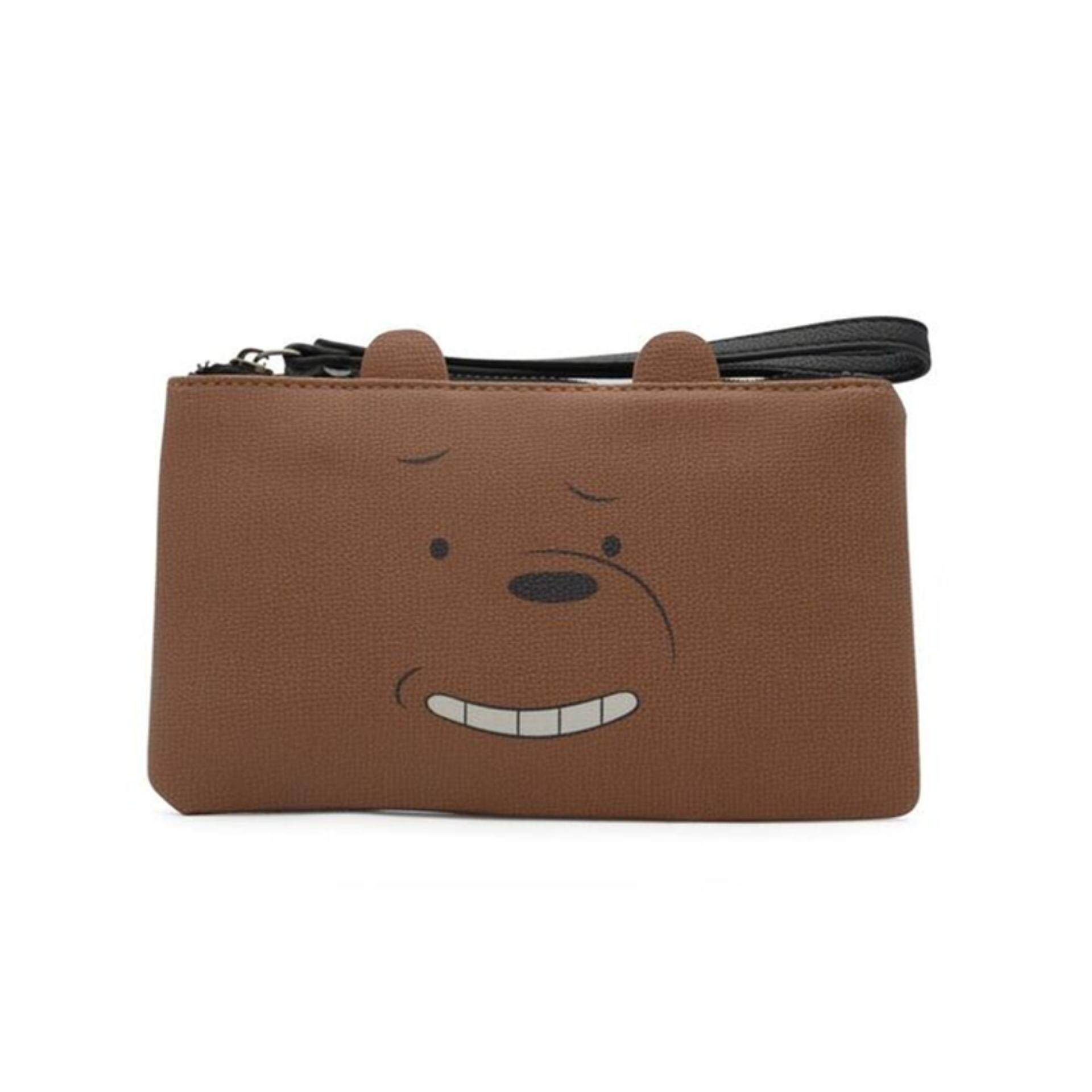We Bare Bears Wristlet - Grizz