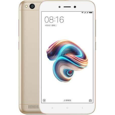 Xiaomi Redmi 5A 16GB + 2GB / 32GB + 3GB RAM, Snapdragon 425, 4G LTE – Original Imported Set Global ROM – Google Play Store