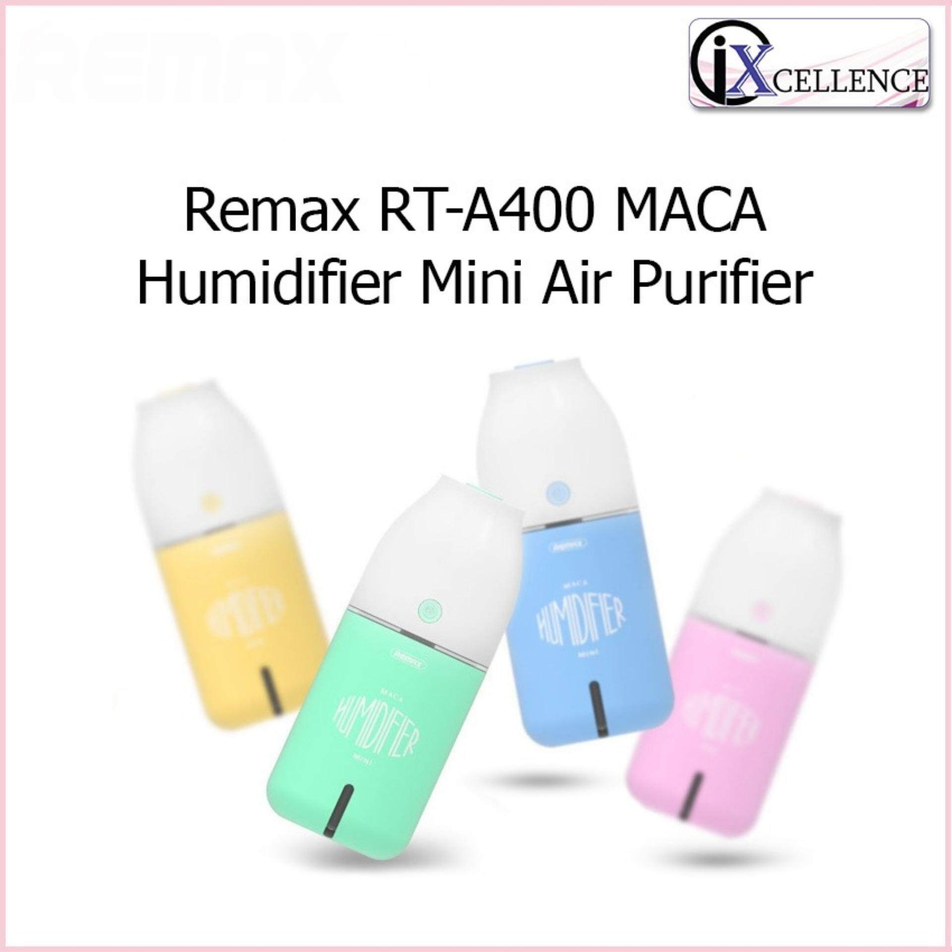 [IX] Remax RT-A400 MACA Humidifier MINI Air Purifier