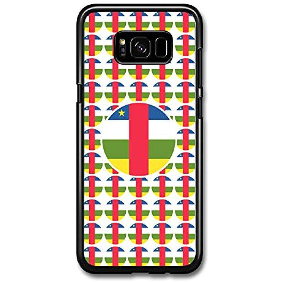 New Diy Case Central African Republic Flag Centrafricaine Drapeau case for Samsung Galaxy S8 - intl