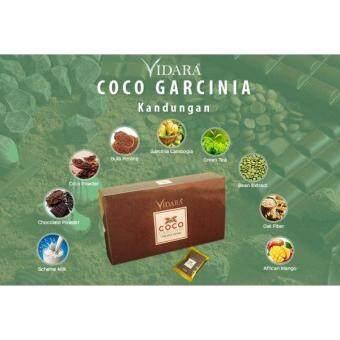 1 UNIT Vidara Coco Garcinia Diet Slimming Beauty (Minuman Penurun Berat Badan)