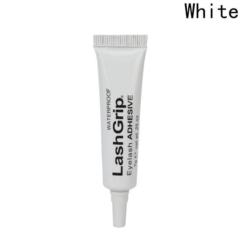 Fancyqube Waterproof Clear White Fast False Eyelashes Glue Makeup Adhesive Eye Lash - intl Philippines