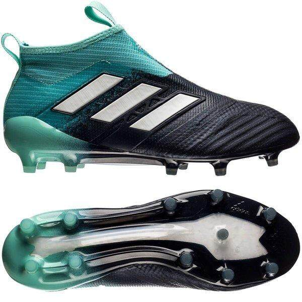 100% Authentic - adidas ACE 17+ PureControl FG AG Ocean Storm - Energy a73ab8ccfc54e