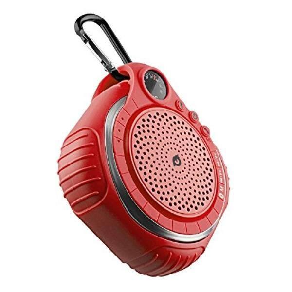 ALB Owlee Highfly Semua Medan Portabel Kasar Luar Ruangan Anti-Air dan Anti Guncangan Bluetooth Nirkabel Mini Pembicara-Internasional
