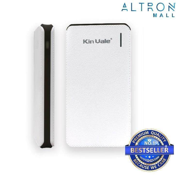 Kin Vale 10400 mah Power Bank Lithium Polymer Slim & Light Powerbank NEW DESIGN