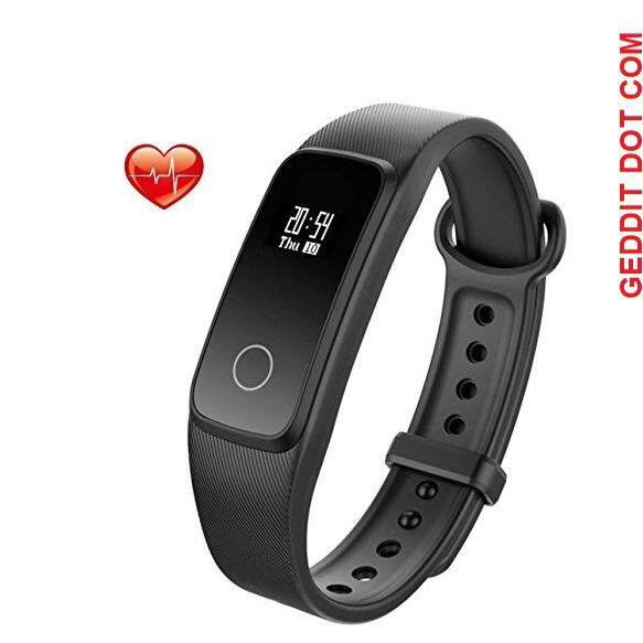 LENOVO G10 Heart Rate Band (Track Heart Rate, Activity, Sleep)