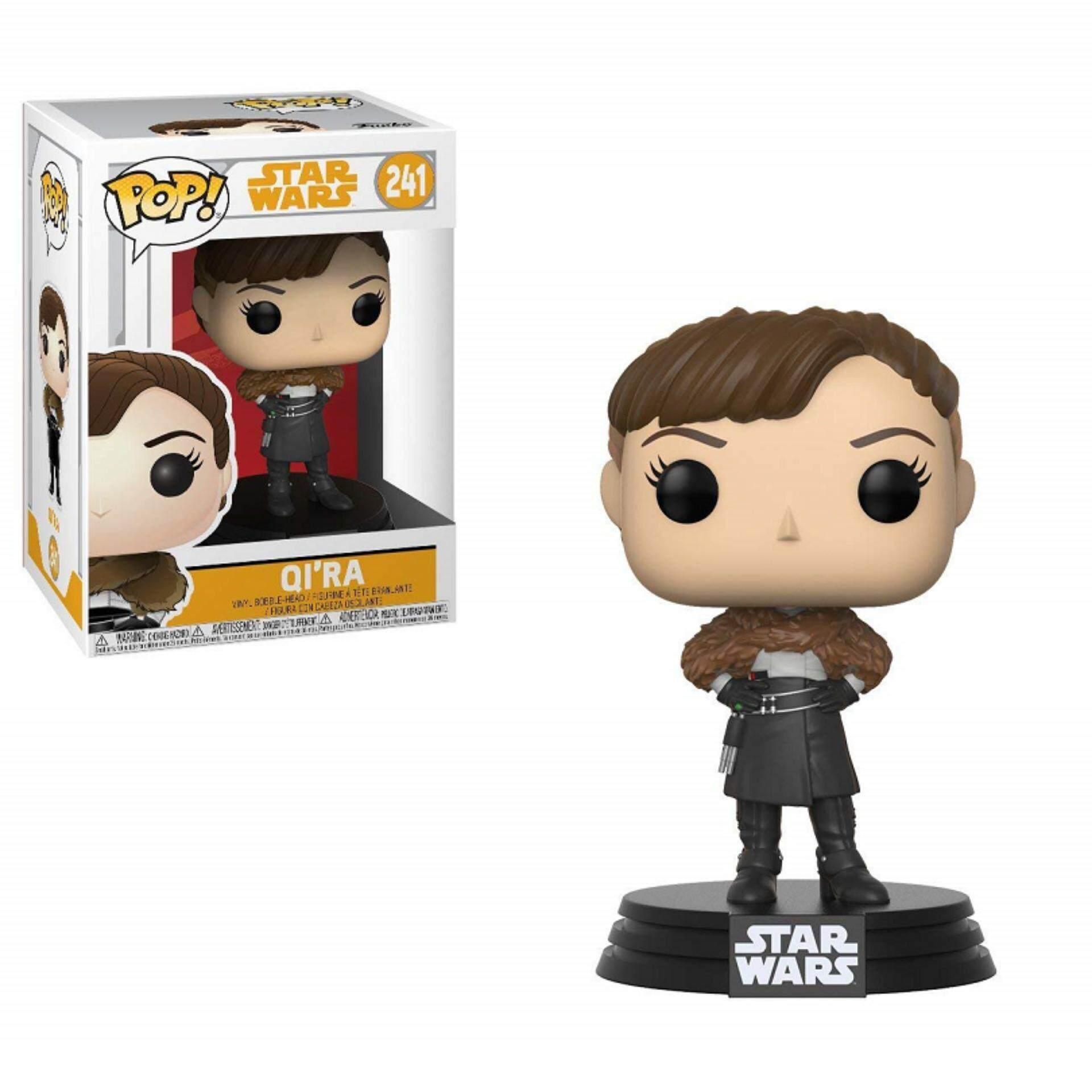FUNKO POP! Star Wars Solo Figure - QiRa Toys for boys