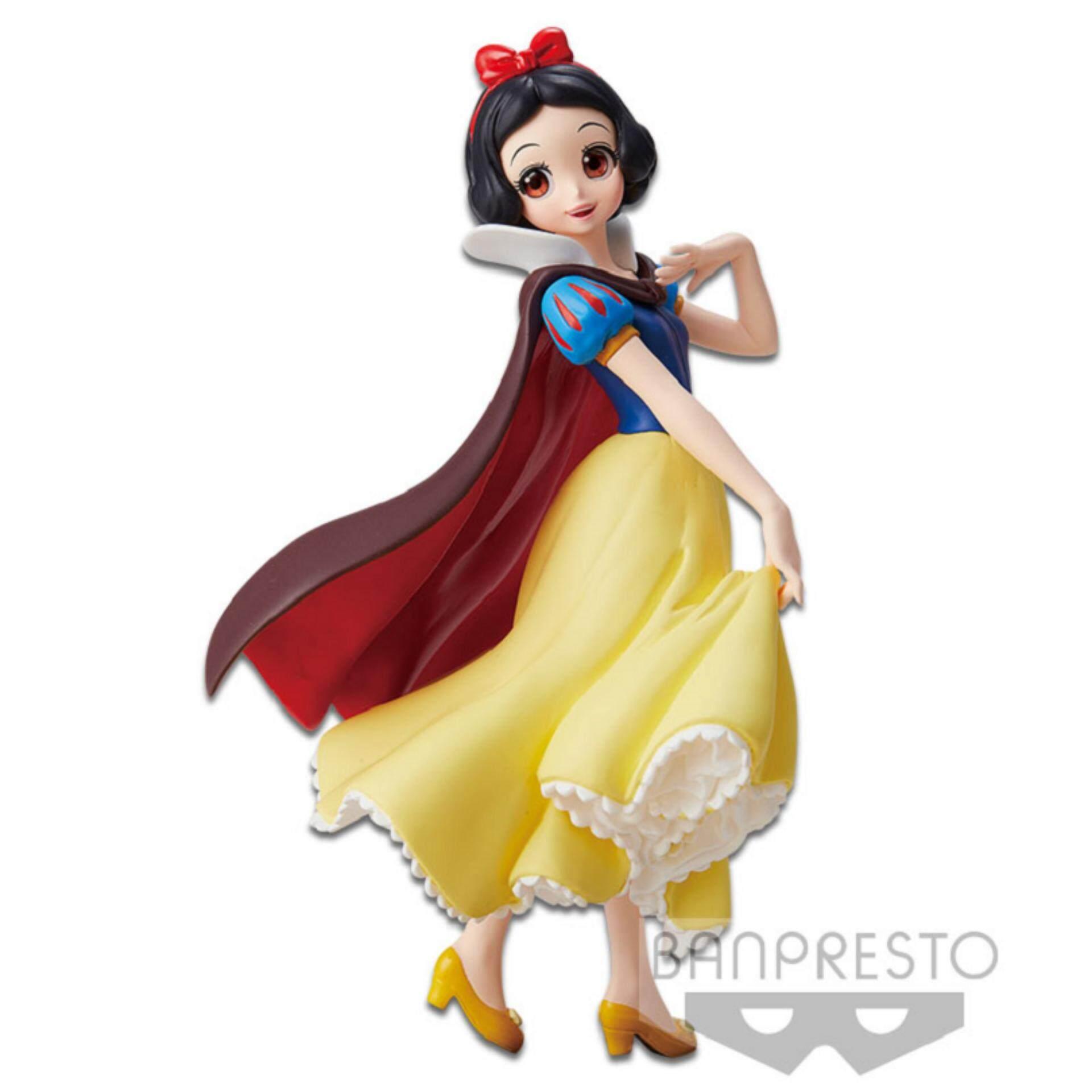 Banpresto Crystalux Disney Princess Figure - Snow White Toys for boys