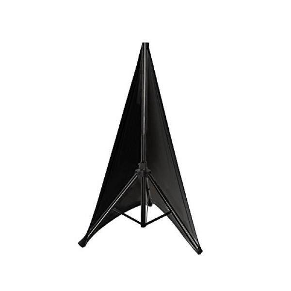 Pyle PSCRIMW2 DJ Speaker / Light Stand Scrim, Universal Compatibility & Mountable, for Tripod Stands, ided - intl