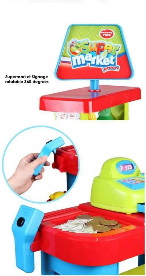 Supermarket Store Playset - 2