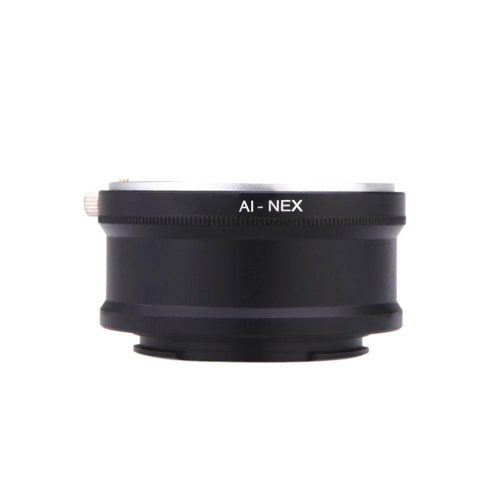 Andoer Adaptor Dudukan Lingkaran untuk Nikon Lensa Ke Sony E NEX Gunung NEX3 NEX5 Kamera-Internasional