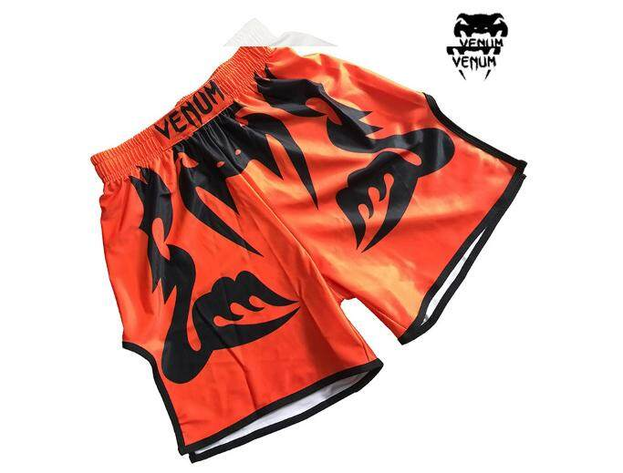 Review Spot New Mma Boxer Thailand Men And Women Muay Thai Mma Ufc Fight Sanshou Sports Shorts Intl Oem On China