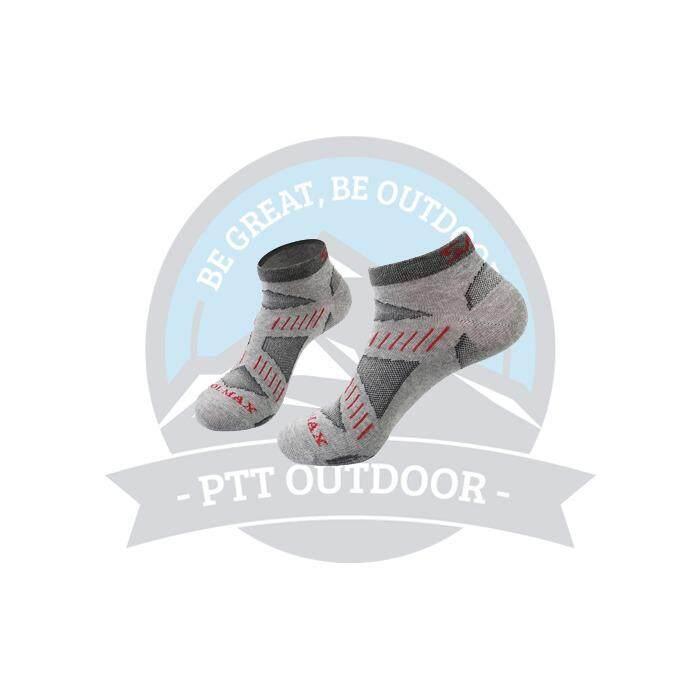 [ BEST SELLER ] SANTO outdoor Mountaineering Quick-Drying Socks Boat Socks Summer Thin Section Sports Socks - GREY