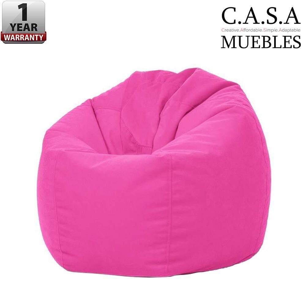 Casa Muebles 2 5kg Comfy Modern Leisure Living Luxury Bean Bag  # Feeling Muebles