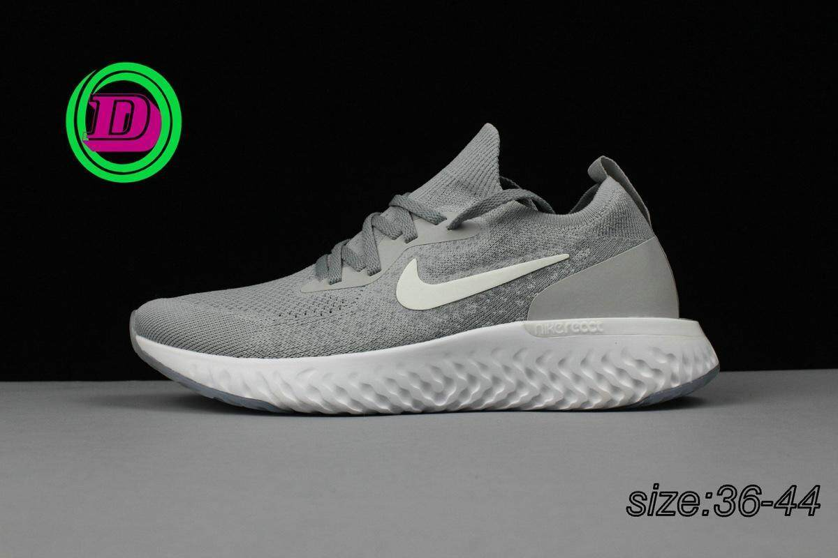 Original Nike Epic React Flyknit Knit Running Shoes
