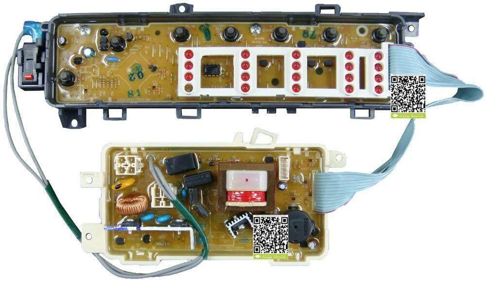 [PRE ORDER] AW-8570S TOSHIBA WASHING MACHINE CPU PCB BORAD-ORIGINAL