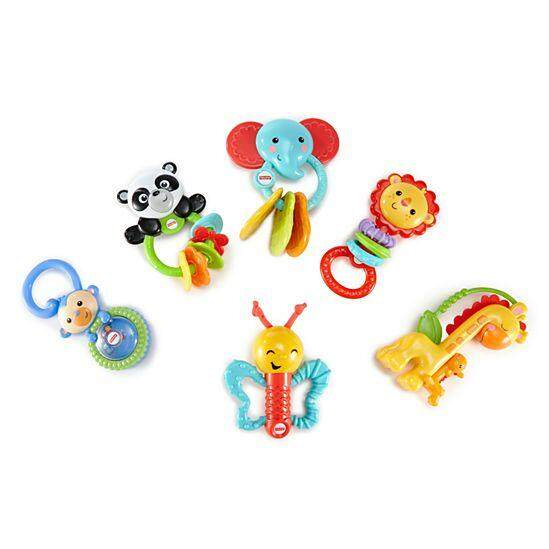 [Fisher-Price] New Born Playful Pals Animal Friends Gift Set baby toys